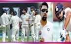 India VS Australia 2nd Test: Team India Announced; No Place For Rohit Sharma, Ashwin