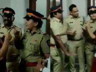 विधायक श्रीमंत पाटिल से मिलने पहुंची यशोमति ठाकुर, पुलिस से भिड़ीं