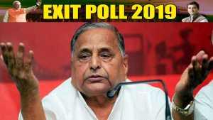 लोकसभा एग्जिट पोल 2019: क्या मुलायम सिंह मैनपुरी से हार रहे हैं ?