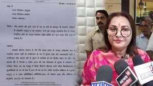 आजम खान के सांसद बनने पर जया प्रदा ने उठाए सवाल, बोली रद्द हो संसद की सदस्यता