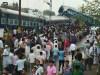 मुजफ्फरनगर ट्रेन हादसा: नॉर्दन रेलवे के जीएम समेत 8 के खिलाफ एक्शन