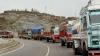 जम्मू-श्रीनगर राजमार्ग पर वाहनों की आवाजाही बंद