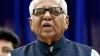 यूपी के गर्वनर राम नाइक ने कहा, हिंदुस्तान के खून में है भगवान राम का DNA
