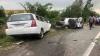कार के परखच्चे उड़ गए और सड़क पर बिछ गईं लाशें, पांच की दर्दनाक मौत