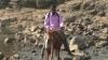 मिसाल : दिव्यांग शिक्षक घोड़े पर सवार होकर जाते हैं स्कूल, 7 किमी के सफर में नदी-नाले भी करते हैं पार