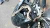 चलती बाइक के हैंडल पर अचानक फन फैलाकर बैठ गया सांप और फिर...