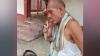बिहारः सांप को गले में लपेट कर कभी उसे चूमता तो कभी लोगों को डराता फिर मंदिर के पास तोड़ दिया दम