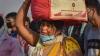 'पति की लाश घर में पड़ी है, बच्चे रो रहे हैं, हमें घर पहुंचा दीजिए', दिल्ली में फंसी महिला का दर्द