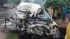 प्रतापगढ़: ट्रक और स्कॉर्पियो की टक्कर में एक परिवार के 9 लोगों की मौत, गैस कटर से काटकर निकाले गए शव