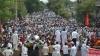 किसान आंदोलन में 6 घंटे फंसी रही लुधियाना से दिल्ली आ रही बारात, मुहुर्त के बाद पहुंचा दूल्हा