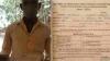 यूपी में मास्क ना लगाने पर युवक का कटा 10 हजार रुपये का चालान