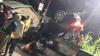 कुशीनगर: पुल से टकरा कर पलट गई तेज रफ्तार कार, चार लोगों की मौके पर हुई मौत
