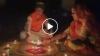 केंद्रीय मंत्री अर्जुन राम मेघवाल का भाभीजी पापड़ के अब दीप जलाकर कोरोना भगाने का वीडियो वायरल