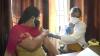 टीकाकरण में अब दुकानदारों का नंबर पहले, CMO ने कहा- दुकानों पर लिखवाएंगे सबको टीका लग गया