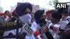 पंजाब: अमरिंदर सिंह के घर के बाहर भारी विरोध प्रदर्शन के बीच हिरासत में लिए गए सुखबीर सिंह बादल