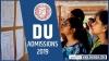 दिल्ली विश्वविद्यालय की पहली कट-ऑफ जारी, कॉमर्स की कट-ऑफ हाई