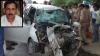 खड़े ट्रक में जा घुसी कार, निर्माण निगम के जीएम की मौत