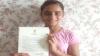 11 साल की आरुषि ने लिखी मोदी को चिट्ठी, पीएम ने भेजा जवाब