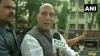 आर्टिकल 370 पर कांग्रेस के आरोपों पर राजनाथ ने कही ये बात