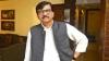 संजय राउत ने मशहूर पाक शायर के शेर से साधा भाजपा पर निशाना