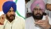 पंजाब कांग्रेस में सब ठीक नहीं, एक्टिव हुआ CM अमरिंदर विरोधी गुट, सिद्धू के साथ हुई मीटिंग