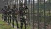 एलओसी पर पाकिस्तान की गोलीबारी से एक बीएसएफ जवान घायल