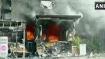 इंदौर के होटल में लगी भीषण आग,  कई लोग फंसे, रेस्क्यू ऑपरेशन जारी