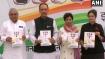 हरियाणा चुनाव: कांग्रेस ने जारी किया अपना घोषणा पत्र, महिलाओं को 33 फीसदी आरक्षण का वादा