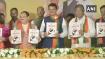 महाराष्ट्र: बीजेपी ने जारी किया संकल्प पत्र, 5 साल में 1 करोड़ नौकरियां देने का किया वादा