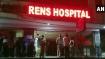 हैदराबाद: चाइल्ड हॉस्टिपल में आग, एक बच्ची की मौत, चार गंभीर