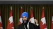 मिलिए कनाडा के नए 'किंगमेकर' पॉपुलर सिख लीडर जगमीत सिंह से, इनकी वजह से बनेंगे जस्टिन ट्रूडो पीएम