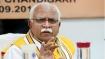 हरियाणा चुनाव: कांग्रेस पर निशाना साधते हुए सोनिया गांधी पर ये क्या बोल गए सीएम खट्टर?