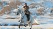 किम जोंग उन ने बर्फीली पहाड़ियों में की घुड़सवारी, अमेरिकी प्रतिंबंधों के खिलाफ लड़ने का लिया संकल्प