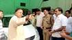 भाजपा जिलाध्यक्ष पर बदमाशों ने की ताबड़तोड़ फायरिंग, कार के नीचे छिपकर बचाई जान