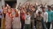 उपचुनाव 2019: अलीगढ़ के इग्लास विधानसभा सीट पर मतदान के दौरान भाजपा के खिलाफ लोगों ने लगाएं नारे