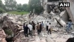 गुजरात के वडोदरा में ढही जर्जर इमारत, मलबे के नीचे 7 मजदूरों के दबे होने की आशंका