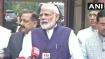 राज्यसभा का 250वां सत्र, पीएम मोदी ने अपना भाषण शुरू किया