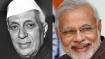 देश के पहले प्रधानमंत्री जवाहर लाल नेहरू की जयंती पर पीएम मोदी ने दी श्रद्धांजलि