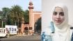 कश्मीर के बारे में पोस्ट करने पर AMU की असिस्टेंट प्रोफेसर और पति पर केस