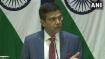 दो भारतीयों की गिरफ्तारी पर विदेश मंत्रालय ने पाक को कही दो टूक