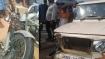 गिरिडीहः बुलेट पर सवार होकर पेट्रोल डलवाने जा रहे 4 भाइयों की सड़क हादसे में मौत