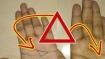 Palmistry: गहरे राज का सूचक है एक के अंदर एक तीन त्रिभुज