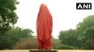 विरोध प्रदर्शन के बीच JNU में तोड़ी गई स्वामी विवेकानंद की मूर्ति, बीजेपी के लिए लिखे गए अपशब्द