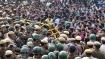 संसद में गूंजा JNU मामला, BSP-कांग्रेस ने की पुलिस कार्रवाई की जांच की मांग