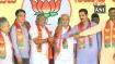 कर्नाटक: कांग्रेस-जेडीएस के 15 बागी विधायक भाजपा में शामिल
