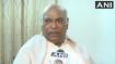 महाराष्ट्र: खड़गे बोले- रविवार को पवार और सोनिया गांधी लगा सकते हैं सरकार गठन पर अंतिम मुहर