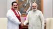 श्रीलंका के नए प्रधानमंत्री बने महिंदा राजपक्षे, पीएम मोदी ने दी बधाई