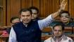 Air Pollution: संसद में बोले BJP सांसद- पहले अकेले CM खांसते थे, आज पूरी दिल्ली खांस रही है