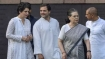 SPG सुरक्षा हटने के बाद सोनिया और राहुल की सुरक्षा का जिम्मा CRPF ने संभाला