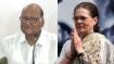 महाराष्ट्र: कांग्रेस की अंतरिम अध्यक्ष सोनिया गांधी से मिलने पहुंचे एनसीपी सुप्रीमो शरद पवार